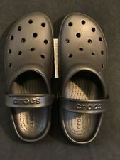 "New Men's 10 / Women's 12 - Crocs ""Coast Clog"" - 204151-001 Black"