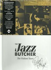 JAZZ BUTCHER-VIOLENT YEARS 4xCD/BOOK(FIRE)SIGNED
