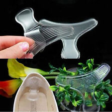 2Pc Silicone Gel Shoe High Heel Grips Insoles Pad Foot Cushion Shoe Liner Insole