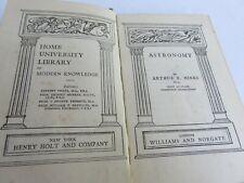 1911 Astronomy Arthur R. Hinks original printing