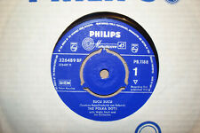 THE POLKA DOTS,  SUCO SUCO,  PHILIPS RECORDS 1961  MINT UNPLAYED