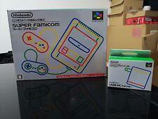 Super Nintendo mini famicom japan version avec adaptateur AC-Free Global Delivery