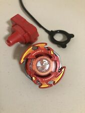 Red Dranzer S Beyblade Takara Tomy V Force With Ripcord And Launcher US Seller