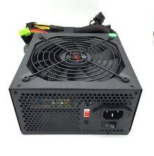 950W 14CM Fan ATX Power Supply 20/24/4/8/Molex/SATA/PCIe 6/8 Pin Black Retail