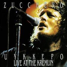 Zucchero Uykkepo-Live at the Kremlin (1991) [2 CD]