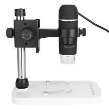 5MP 300X 8LED USB 2.0 Microscope Numérique Endoscope Magnifier Pour Mac Windows