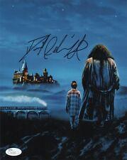 Daniel Radcliffe Harry Potter Autographed Signed 8x10 Photo JSA COA #A6