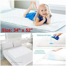 Incontinence Pads For Bed Urinary Waterproof Sheet Protector Elderly Kids Sleep
