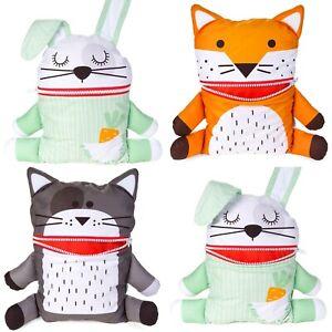 Pyjama Eater Worry Eater Soft Toy Bedroom Organiser Pyjama Bag Pyjama Storage