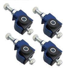 88-95 Civic 88-91 CRX 90-01 Integra 95-98 TL Front Camber Kit 4 Pcs Blue