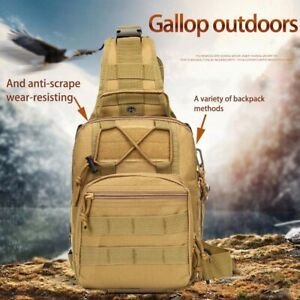 Cycling, leisure, camping, mountaineering, outdoor bag, tactical chest bag, shou