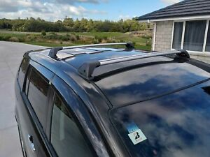 Aerodynamic Alloy Cross Bar Roof Rack For Mazda 6 2002 - 2011 Sedan And Hatch