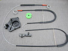 WINDOW REGULATOR MECHANISM KIT LEFT PASSENGER SIDE 2/3 DOOR NSF SEAT IBIZA 2