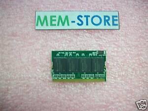 512MB PC2100 MicroDIMM Memory Sony Vaio TR1 TR2 TR3