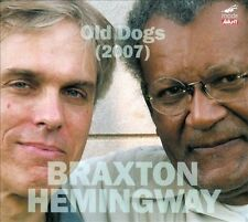 Old Dogs [Box] by Gerry Hemingway/Anthony Braxton (CD 4 Discs NEW SEALED !