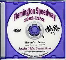 Flemington Fairgrounds Speedway 1982-1983 DVD,  Snyder Video Productions