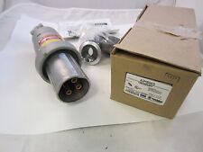 APPLETON ACP15034CD 150 AMP 3W 4P PLUG NEW IN BOX  MATES W/ ADR15034