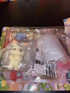 Calico Critters Baby Costume Series - Ghost Bunny *Rare*