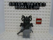 Lego Minifig: Stone Snake Temple Guardian Statue - njo324