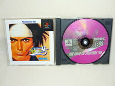 Playstation THE KING OF FIGHTERS 95 The Best PS Import Japan Video Game p1