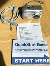 Olympus C-370 ZOOM Digitalkamera