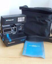 Polaroid : Supercolor SE 635 Special Edition Instant 600 Film Camera