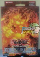 Cartes Yu-Gi-Oh! Deck Structure Blaze of Destruction English  scellé sealed