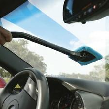 Window Cleaner Long Handle Car Care Washing Cleaning Brush Dust Windshield Shine