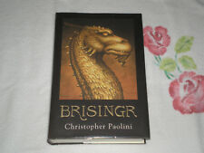 BRISINGR by CHRISTOPHER PAOLINI  **SIGNED**