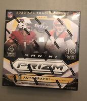 2020 Panini Prizm Football Mega Box Walmart Neon Green Brand New Sealed