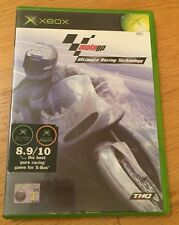 XBOX MotoGP: Ultimate Racing Technology with box and instructions