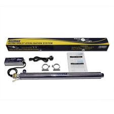 FilterLogic UV-254 Ultra-violet Water Steriliser system + alarm 75 litres/min