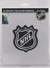"NHL SHIELD LOGO JERSEY PATCH OFFICIAL 3.25"" x 3.5"""