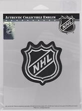 "NHL SHIELD LOGO JERSEY PATCH OFFICIAL 4.25"" x 4.5"""