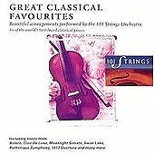 Great Classical Favourites, 101 Strings Orchestra, Very Good CD