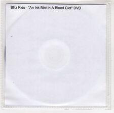 (GI927) Blitz Kids, An Ink Blot In A Blood Clot - DJ DVD