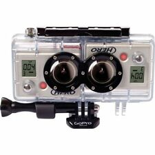 GO PRO 3D Double Housing with Synchronized Cable AHD3D-001