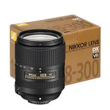 Nikon 18-300mm f/3.5-6.3G ED VR AF-S DX Nikkor Lens