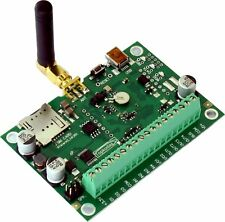 GSM SMS/IP HEATING VENTILATION TEMPERATURE SENSOR METER CONTROLLER THERMOSTAT