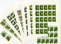 Vietnam Stamps # 1849-55 Lot of 21 Sets Imperforates NH Scott Value $252.00