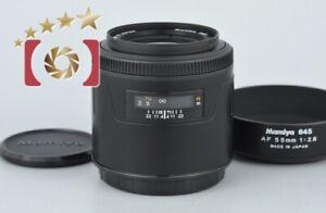 Very Good!! Mamiya 645 AF 55mm f/2.8