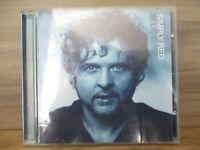 Simply Red ‎– Blue    CD Album Europe 1998 Jazz Rock Pop  EastWest ‎– 3984230972