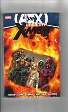 A Vs. X, UNCANNY X-MEN Vol. 4, Marvel Comics, Hard Cover Trade (CC2) Avengers