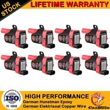 Ignition Coil On Plug 8 Pack For Chevy Silverado GMC LS1 LS3 4.8/5.3L D585 UF262