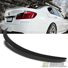 2011-2016 BMW 528i 535i 550i M5 F10 5-Series AC Style Rear Trunk Spoiler Wing