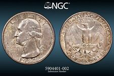 1932-S 25C Washington QuarterNGC AU55 - Silver - NO RESERVE!! FREE SHIPPING!!