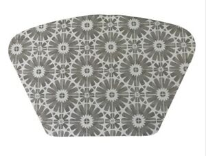 """Wedge Medallion CounterArt Placemats 17.5x11"""" Set of 4 Easy Care Beach Summer"""