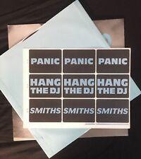 "THE SMITHS - Panic - Rough Trade 12"" 1ST Press + Stickers 1986 RTT 193"