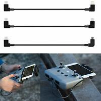 Remote Control Data Cable Type-C Macro for DJI Mavic Air 2 Drone Remote Control