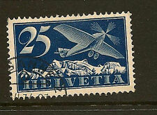 1 Swiss Stamps